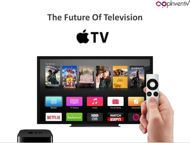 apple tv the future of television