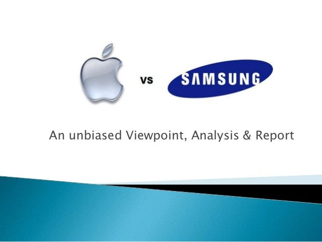 essay on apple vs samsung