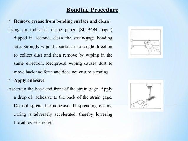 Strain Gauge Installation Strain Gage Installations