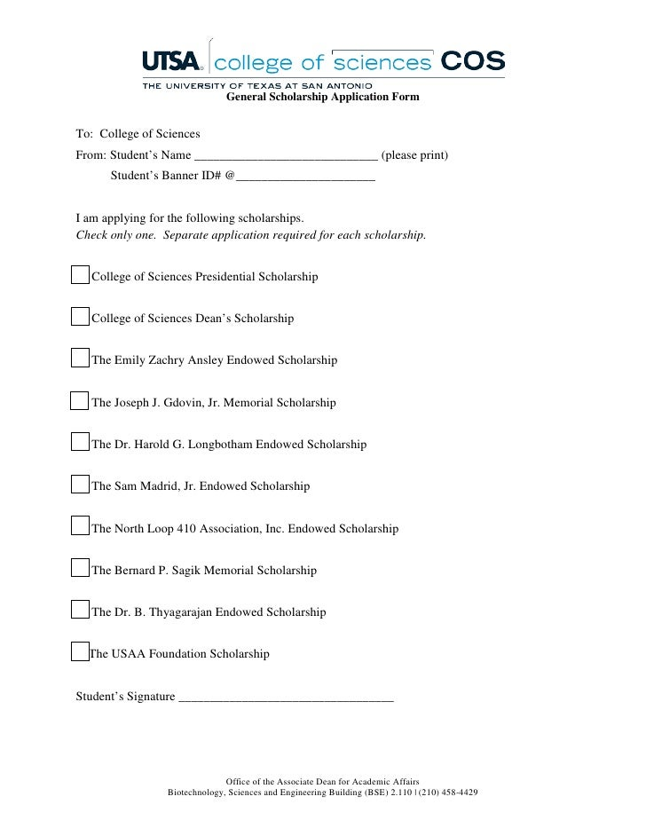 How to start a scholarship essay?