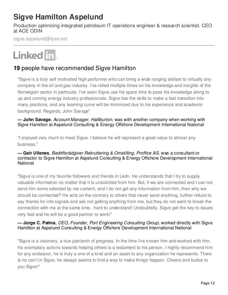 C-level Executive - Resume, Personal Branding, LinkedIn, Online