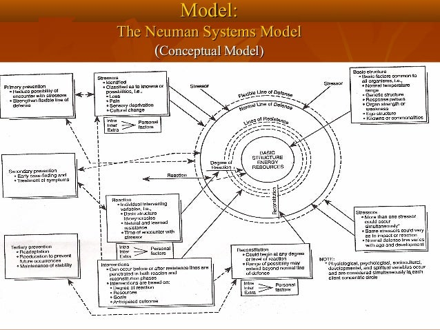 nursing care plan using neuman's model Download the free prime pubmed app to your smartphone or tablet means of a nursing care model its curriculum using betty neuman's neuman systems model.