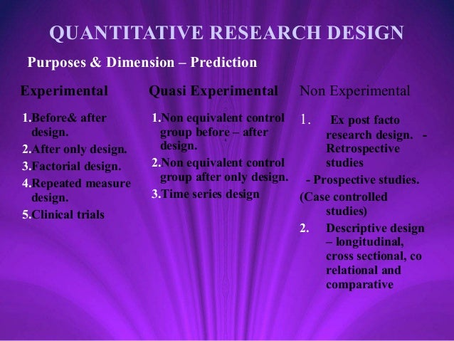 strengths and limitations of quantitative research