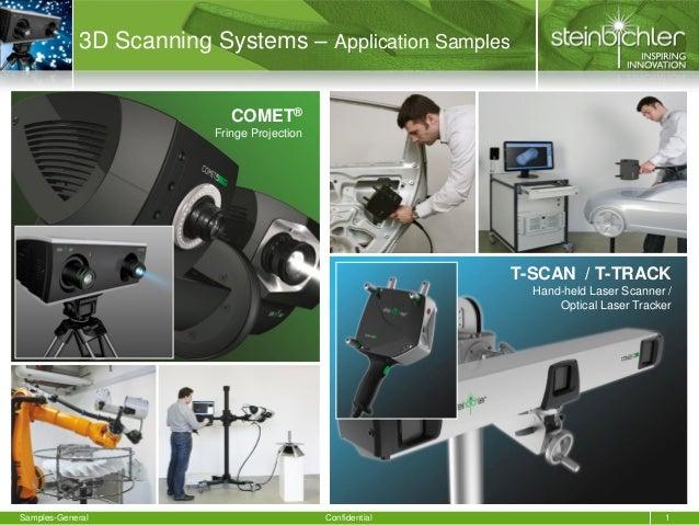 3D Scanning Systems – Application Samples                            COMET®                         Fringe Projection     ...