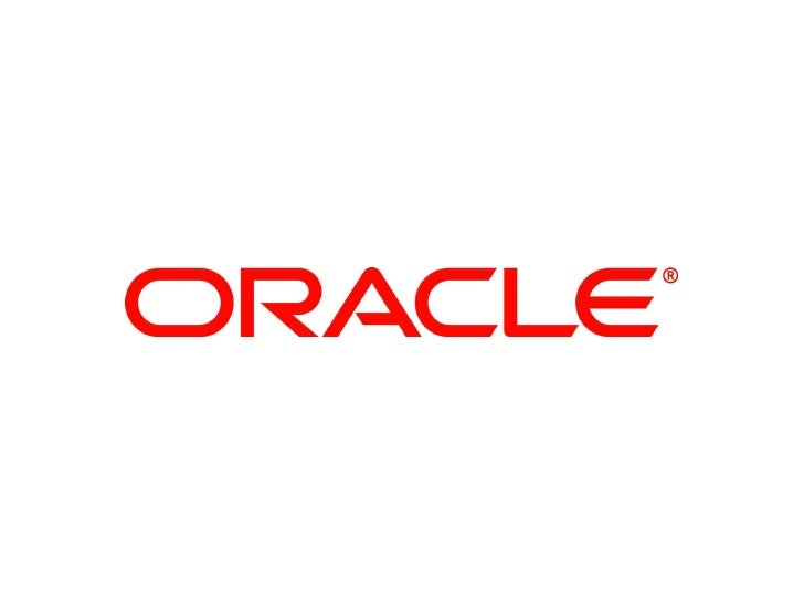 ORACLE                                                                     PRODUCT                                        ...