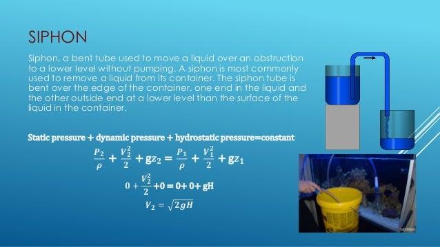 iPhysics.org Physics Homework Help – Siphon Phyiscs Problem