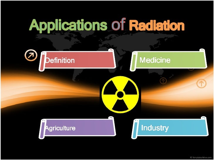 Applications Of Radiations