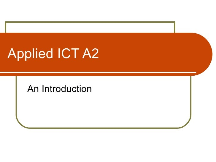 applied ict a level coursework 2 key dates international applied gce ict 6953 practice data files available last date for submission of coursework and receipt of coursework marks 10-jan-09.