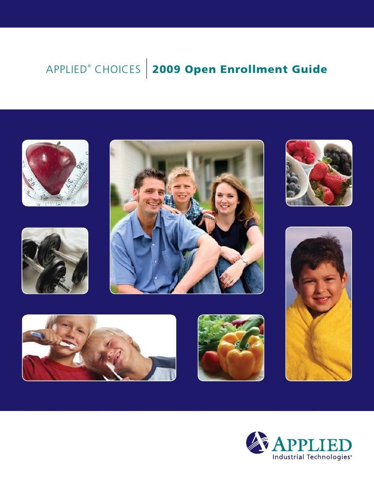 Open Enrollment Guide 2009