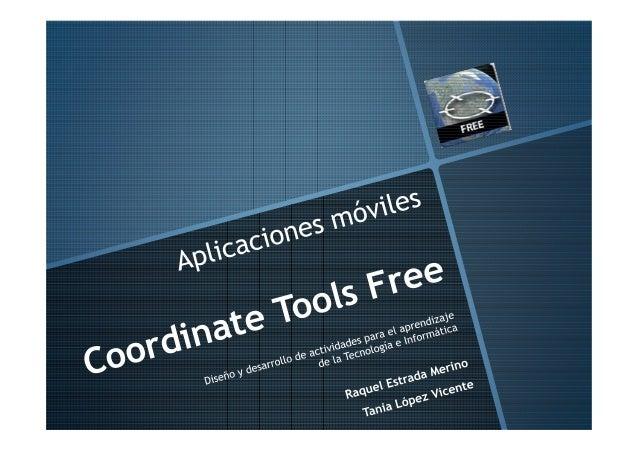Utilidad de las APP de localización y conversor de unidades en la educación