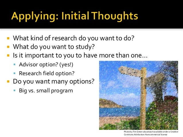 What kind of research do grad students need to do?