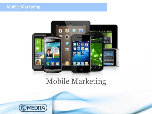 Mobile Marketing (app, m-site, QR-Code e altro)