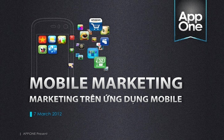 App one   mobile marketing by mobile app