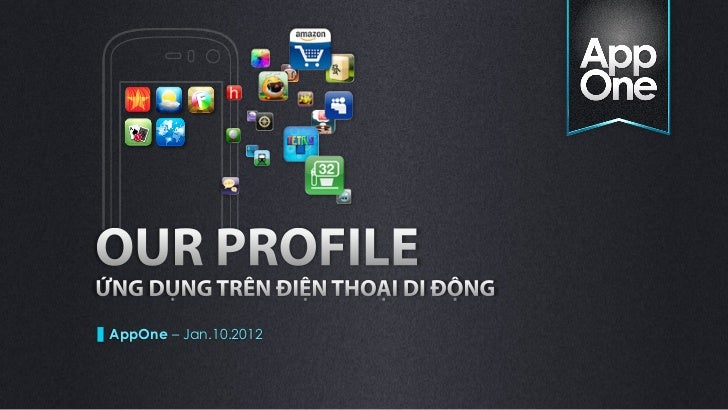 AppOne – Jan.10.2012