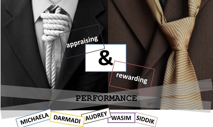 Appraising & rewarding performance