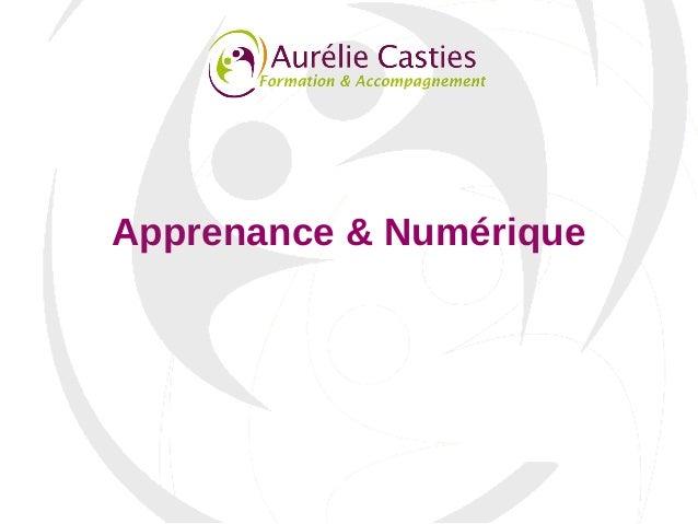 Apprenance & Numérique