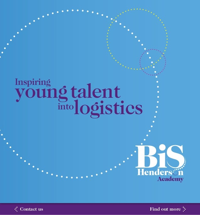 Inspiring  young talent into logistics  < Contact us  Find out more  >