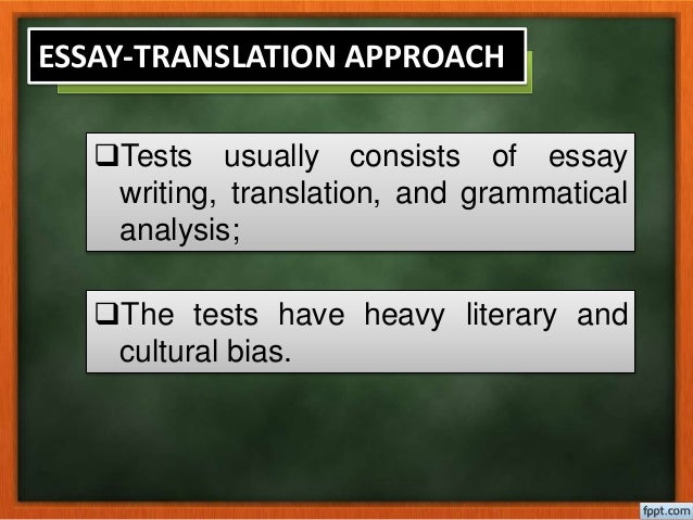 essay writing deutsch We regard essay writing in both english and german as central to our core  mission of teaching students to think critically and develop cogent, rhetorically.