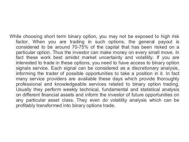 Top 10 Binary Option Brokers Ntsb