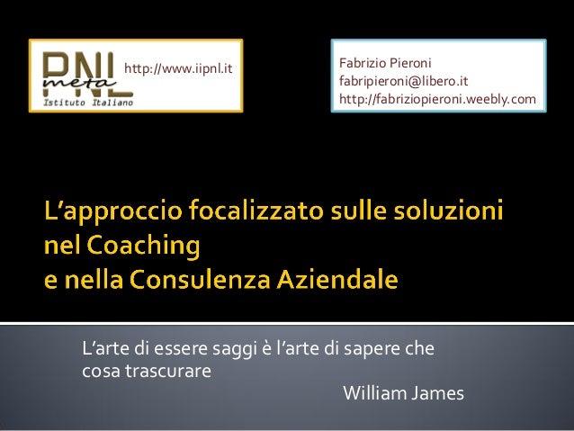 http://www.iipnl.it        Fabrizio Pieroni                                fabripieroni@libero.it                         ...
