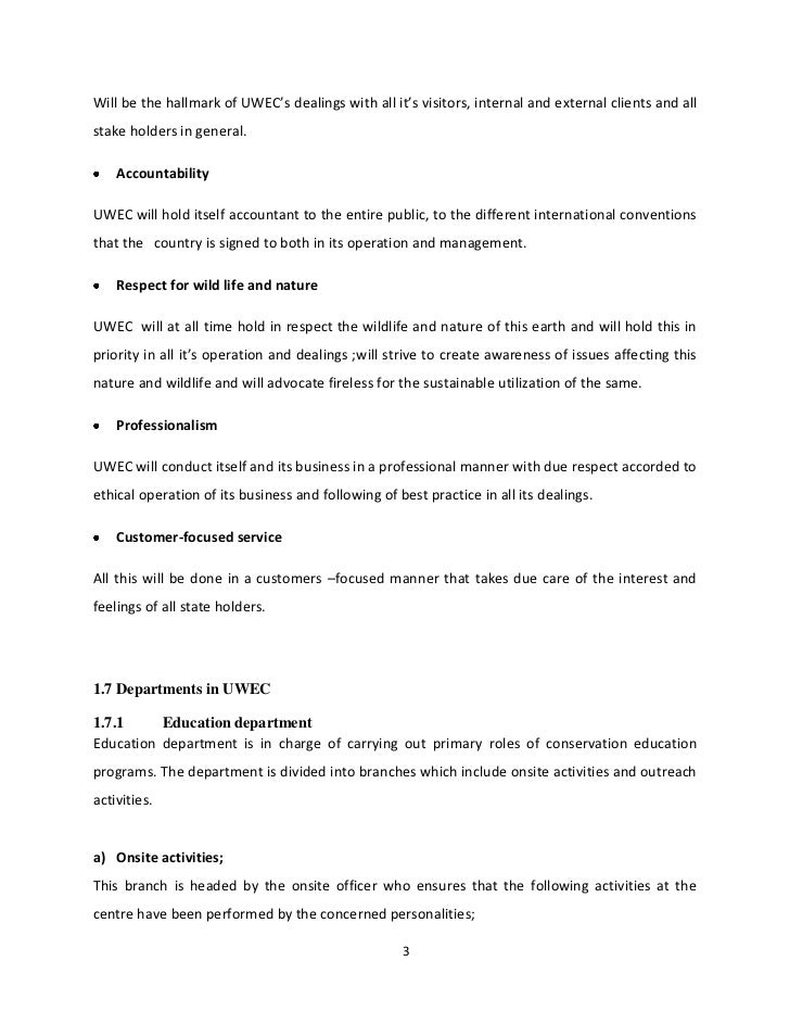 accounting internship report Every student is required to write an internship report upon completion of their  internship and required to submit two copies (student copy + department copy) of .