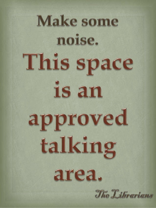 """Whisper     The MEDICAL LIBRARY is  designated as a """"whisper only""""area. This means that if your voicecan be heard by anyon..."""