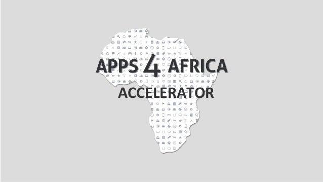 Apps4Africa Accelerator 2013