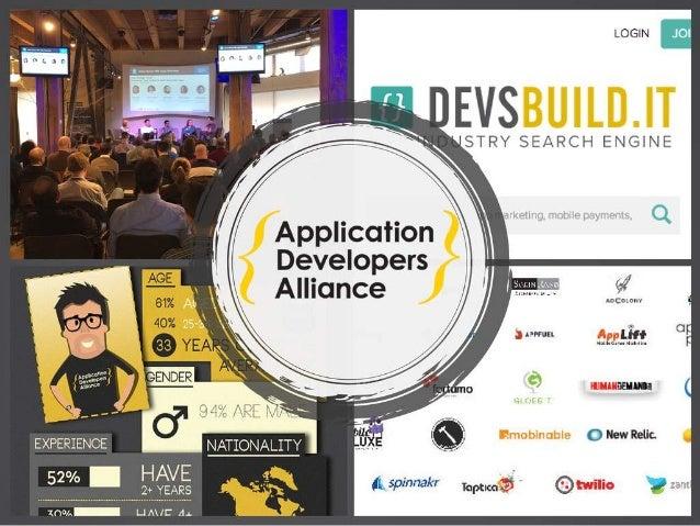 Appliction Developers Alliance info