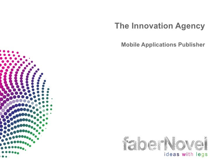 The Innovation Agency Mobile Applications Publisher