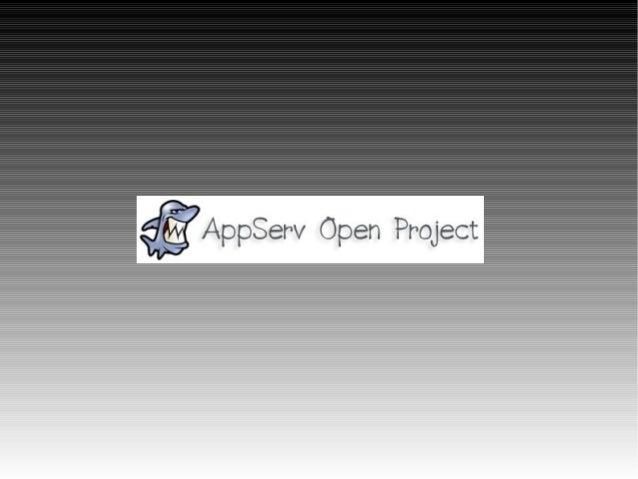 App serv presentación