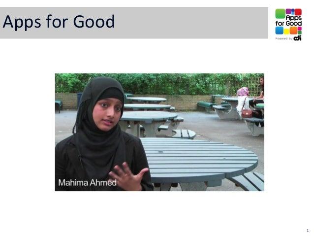 Apps for Good   Ahmed           Mahima                                                      1