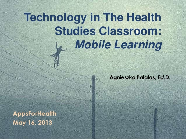 AppsForHealth May 2013 Presentation by A Palalas