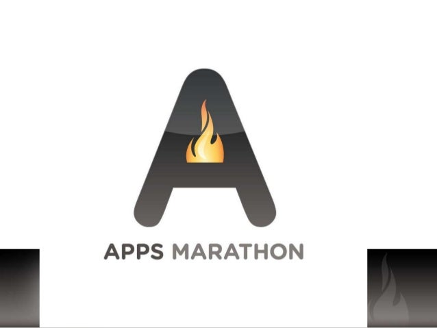 Appsmarathon 2013