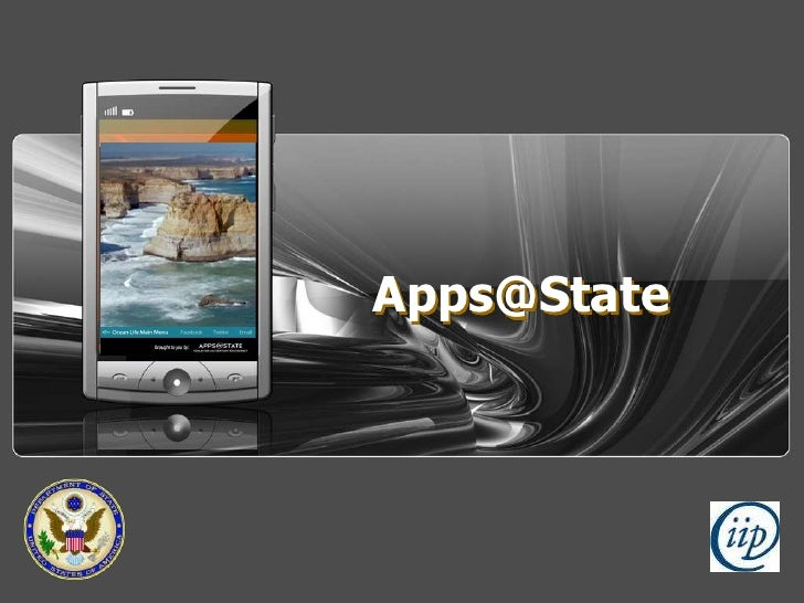 Apps@State<br />