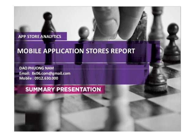 Mobile App Stores Report 2013 & Make Money from Telcos