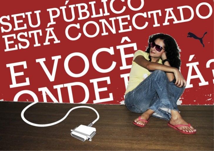 Apresentação Puma Agência B-Young