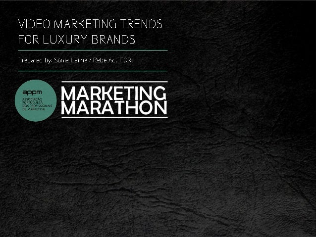 MARKETING MARATHON