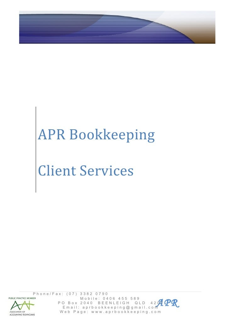 AffordableAPR Bookkeeping                                         Professional       Commercial Accounting                ...