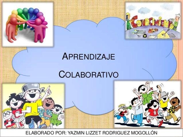 Apredizaje colaborativo
