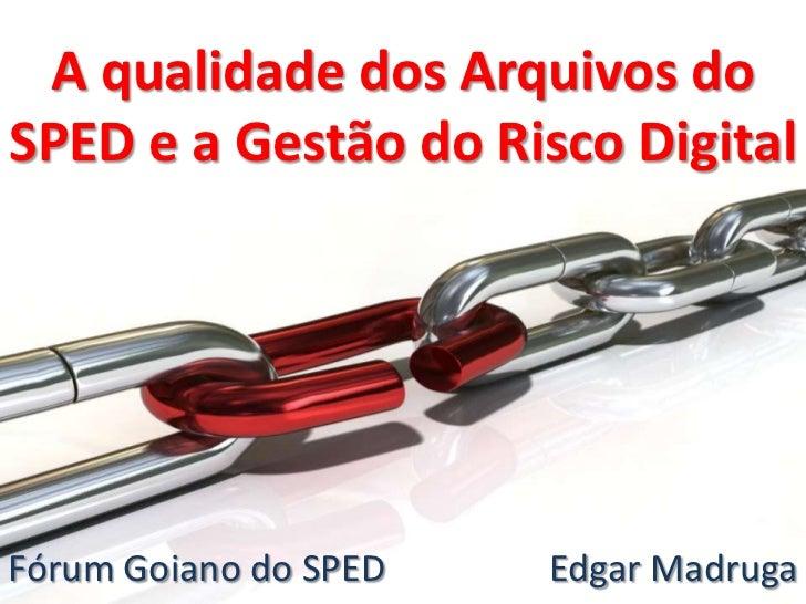Apresentação forum gyn Edgar Madruga