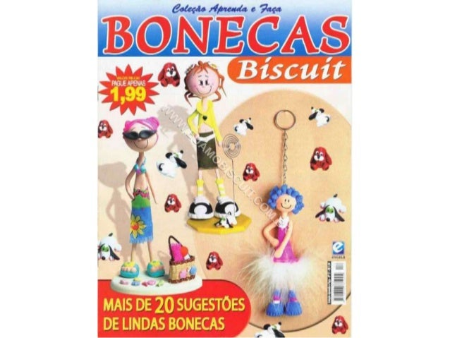 Aprenda e faca.n17_bonecas_de_biscuit.1