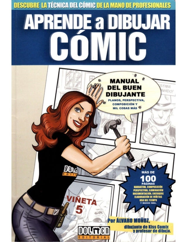 Aprende a dibujar comic vol. 00