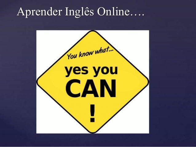 {Aprender Inglês Online….
