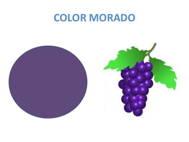 Aprender los colores - Colores que combinan con el morado ...