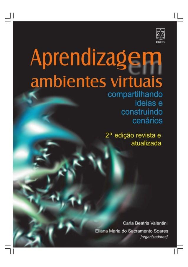 Aprendizagem em Ambientes Virtuais  1