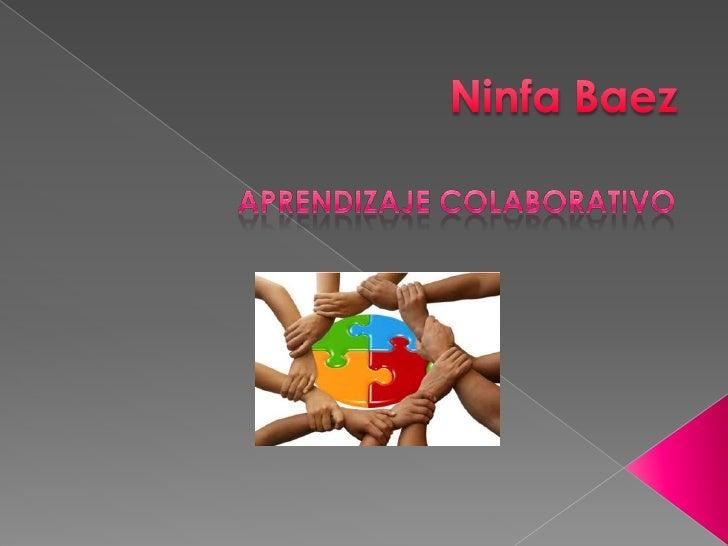  Las ventajas del aprendizaje colaborativo son múltiples  pudiendo destacar entre ellas la de estimular habilidades  pers...