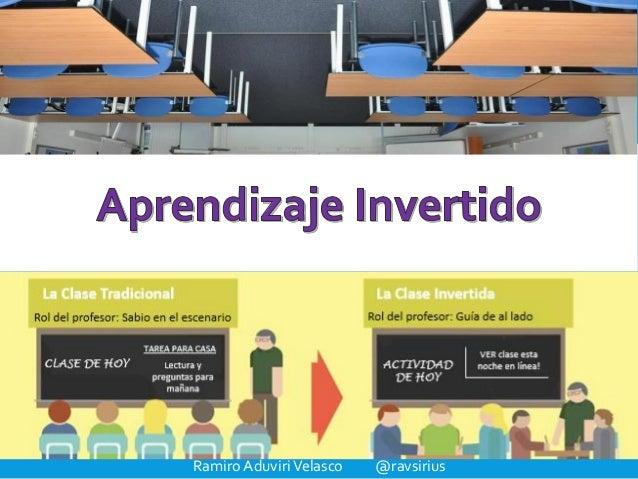 Introducción al Aprendizaje Invertido