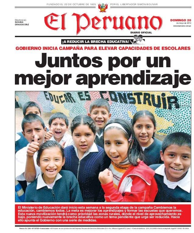 Aprendizajes el-peruano