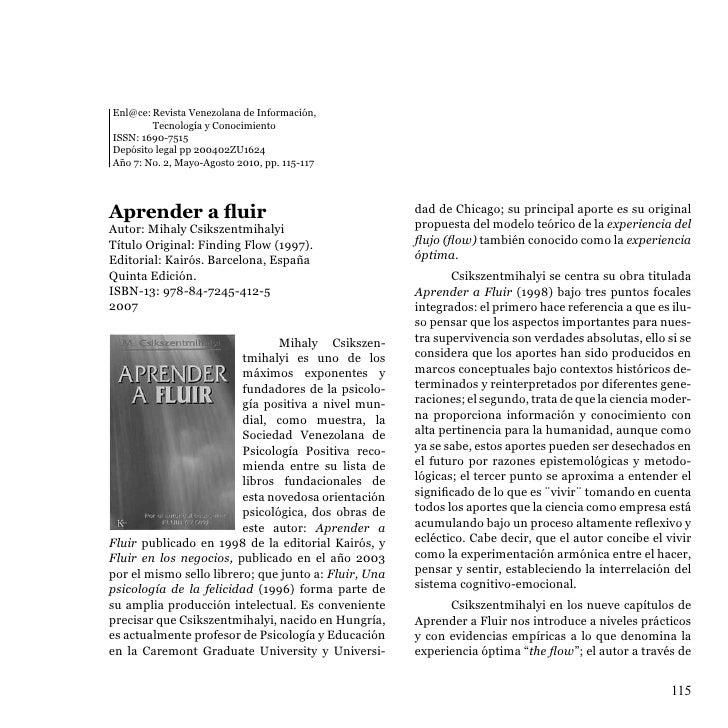 Enl@ce:Revista Venezolana de Información,       Tecnología y ConocimientoISSN: 1690-7515Depósito legal pp 200402ZU1624Añ...