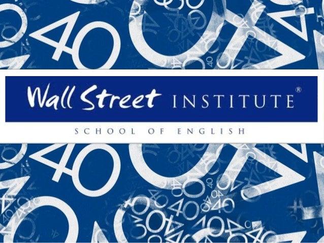 novembro 2012 | wall street institute